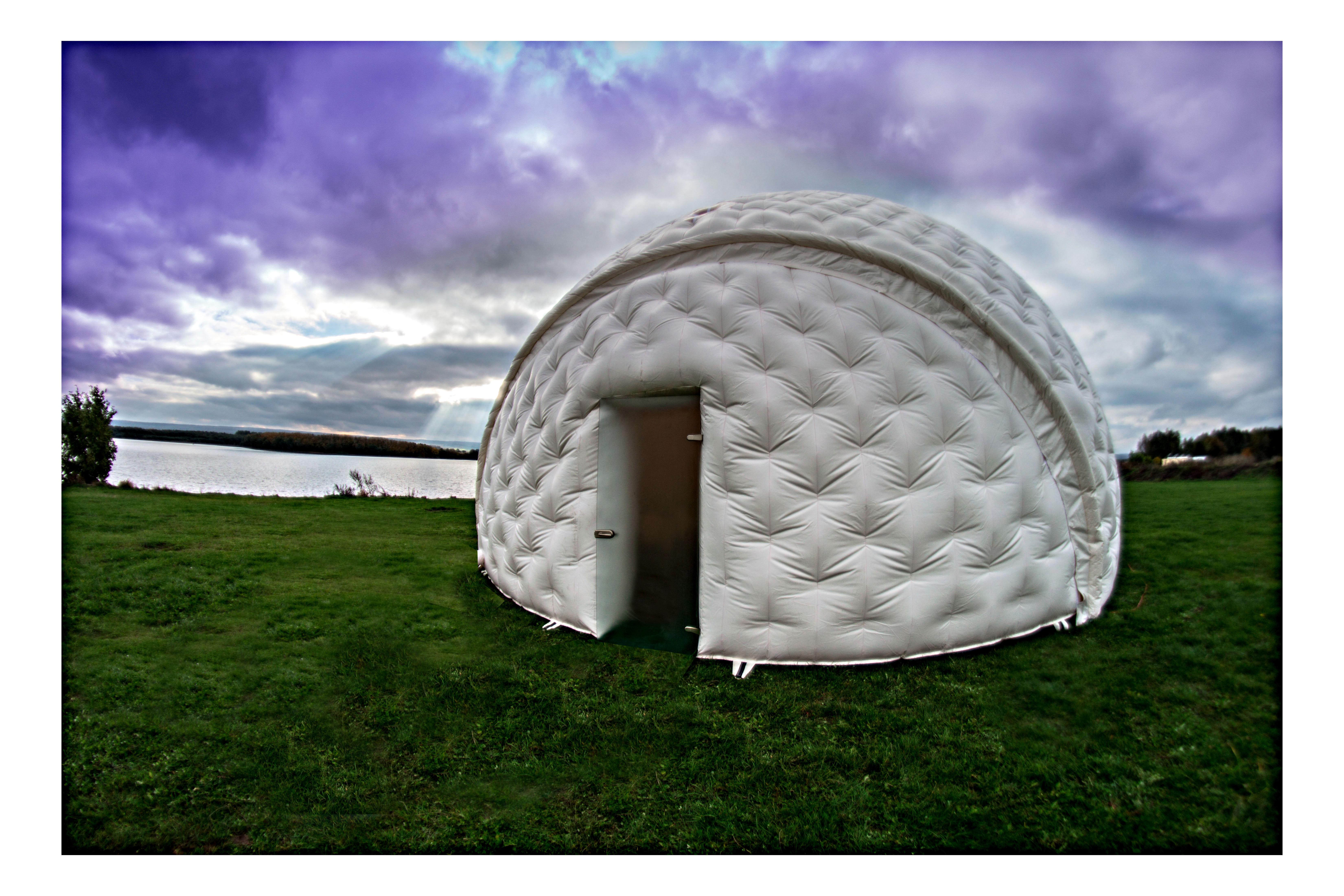 mini zeltheizung klimaanlage und heizung zu hause. Black Bedroom Furniture Sets. Home Design Ideas